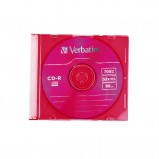 CD-R Verbatim DataLife 52x 700 MB